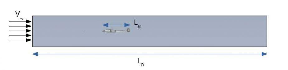 Flow-through-time estimation